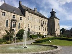 Harzé chateau façade .JPG